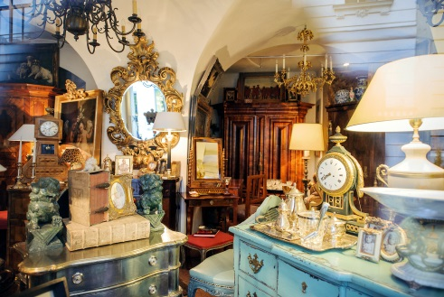 Antiquing in the Cotswolds